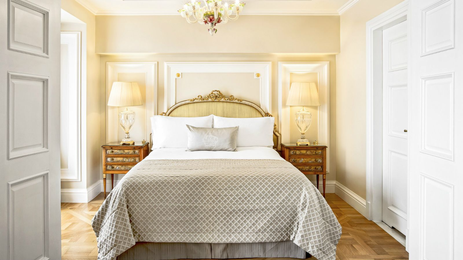 Executive Grand Suite at King George, a Luxury Collection Hotel Athens