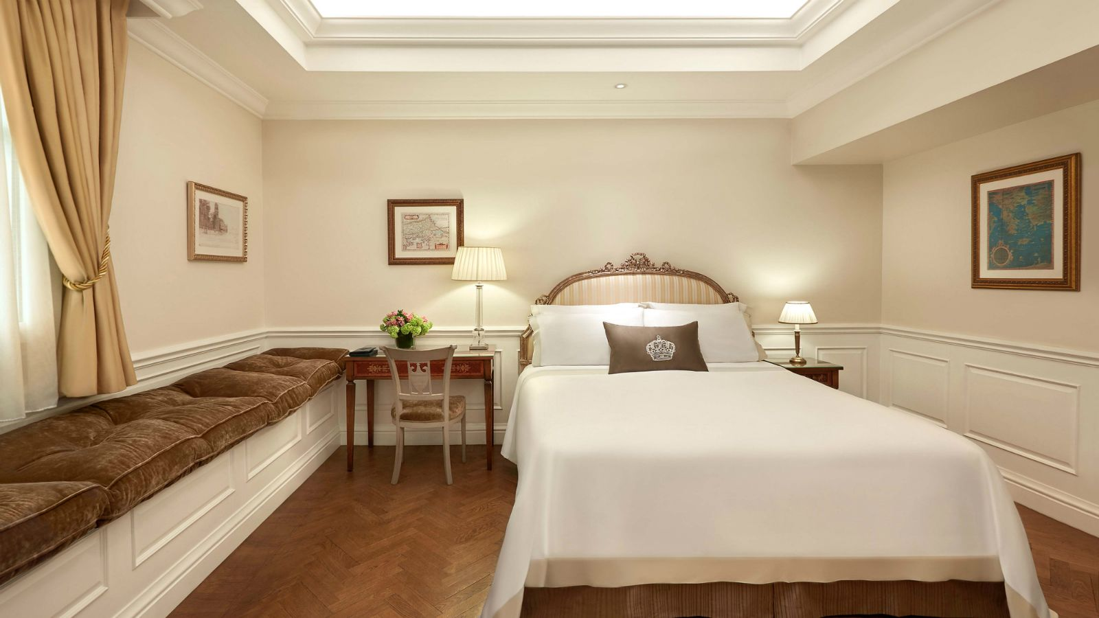 Hotel Bedrooms Collection Magnificent King George A Luxury Collection Hotel Athens Design Inspiration