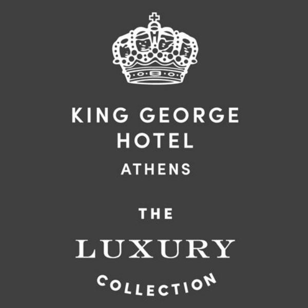 King George, a Luxury Collection Hotel, Athens Logo