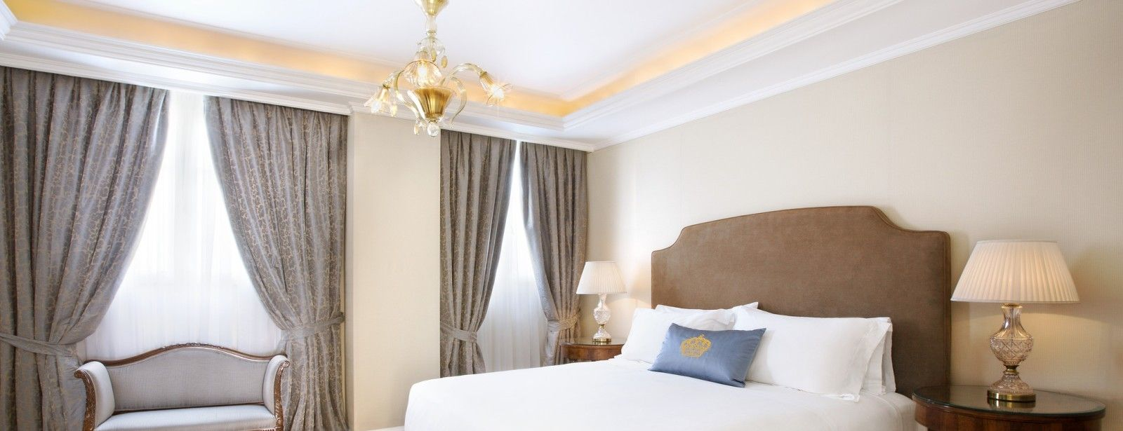 Penthouse Suite at King George, a Luxury Collection Hotel Athens Greece