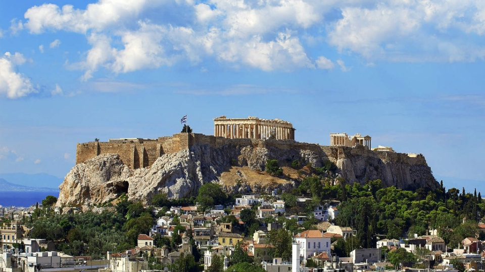 Enjoy your day with a tour to the Parthenon temple on the Acropolis hill.
